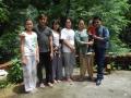 Familie in Sipadol