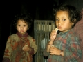 tara en juna straatkinderen